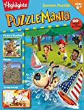 img - for Summer Puzzles (Puzzlemania  Activity Books) book / textbook / text book