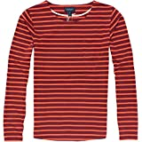【スコッチ&ソーダ】LONG SLEEVE STRIPED T-SHIRT DESSIN A S ロングスリーブTシャツ SCOTCH&SODA