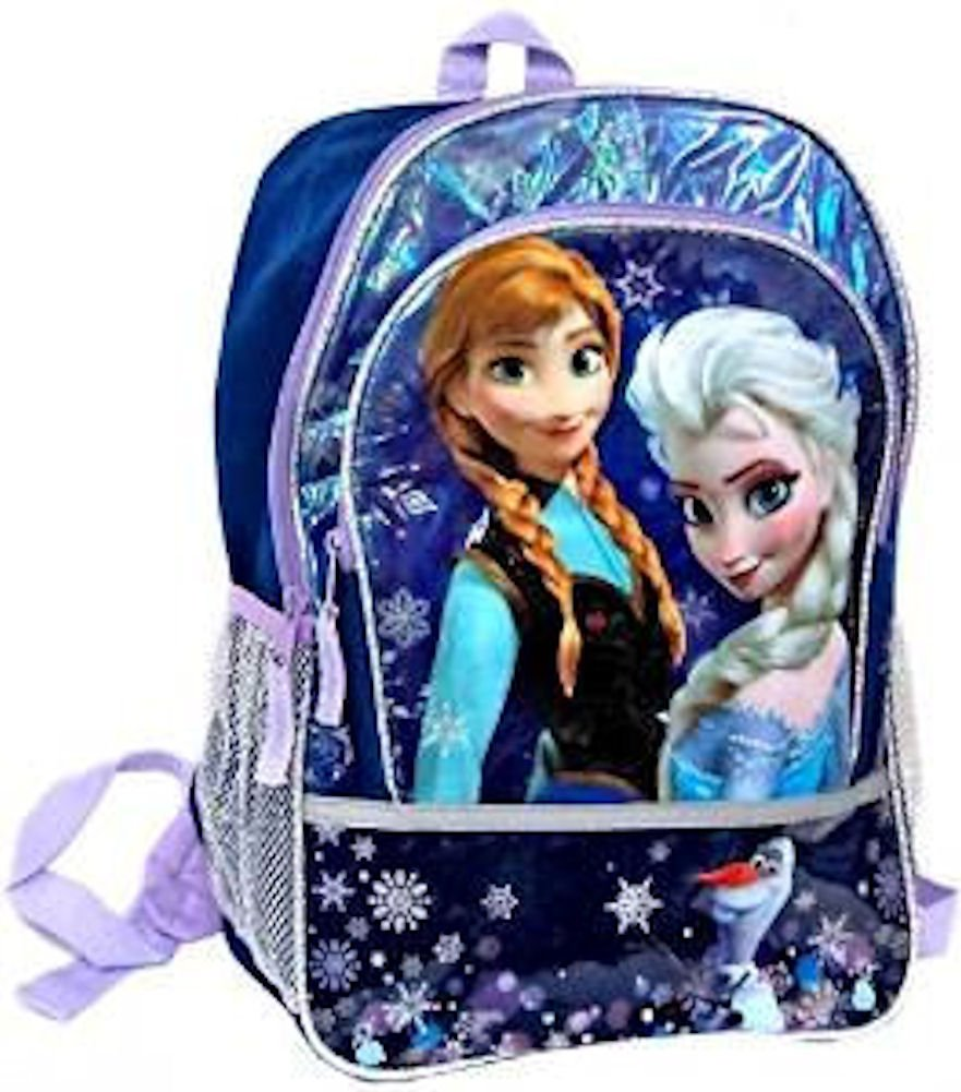 Disney Frozen Elsa Anna Backpack