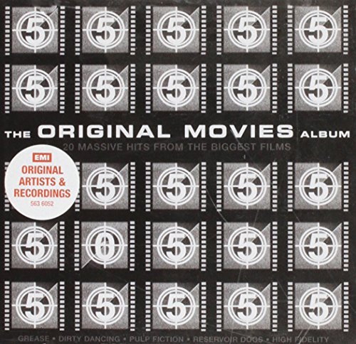 Original Movies Album: 20 Massive Hits From the Biggest Films (Hot Dog The Movie Soundtrack compare prices)