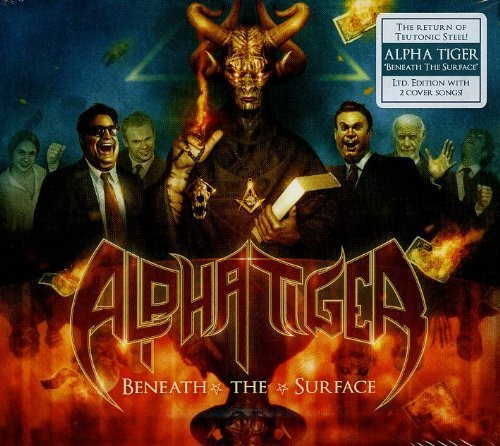 Beneath the Surface: Limited by Alpha Tiger (2013-02-05)
