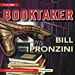 The Booktaker: A Nameless Detective Mystery | Bill Pronzini