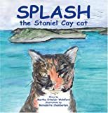 Splash the Staniel Cay cat