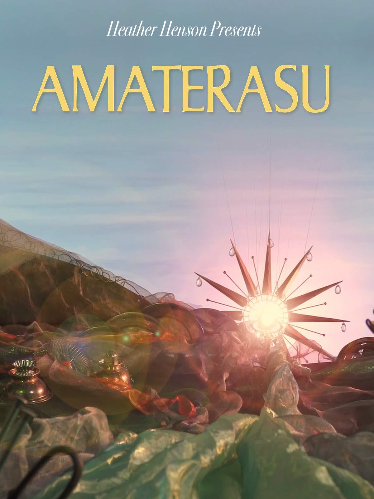 Amaterasu on Amazon Prime Instant Video UK