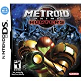 Metroid Prime Hunters - Nintendo DS