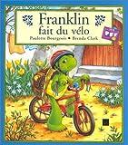 Franklin fait du v�lo