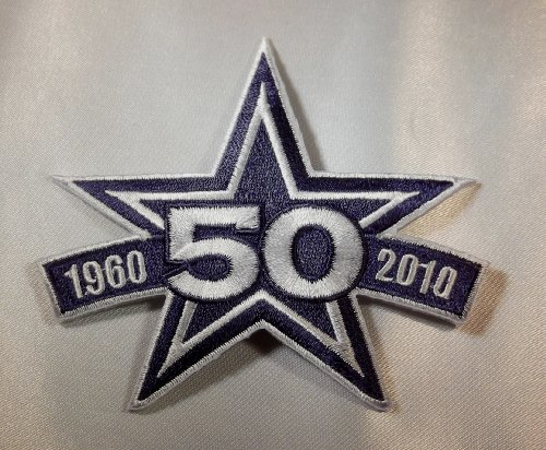 Dallas cowboys star patches