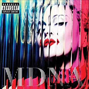 MADONNA-MDNA (DELUXE)