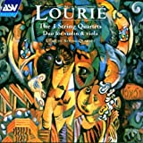Lourié: 3 String Quartets / Duo for Violin & Viola