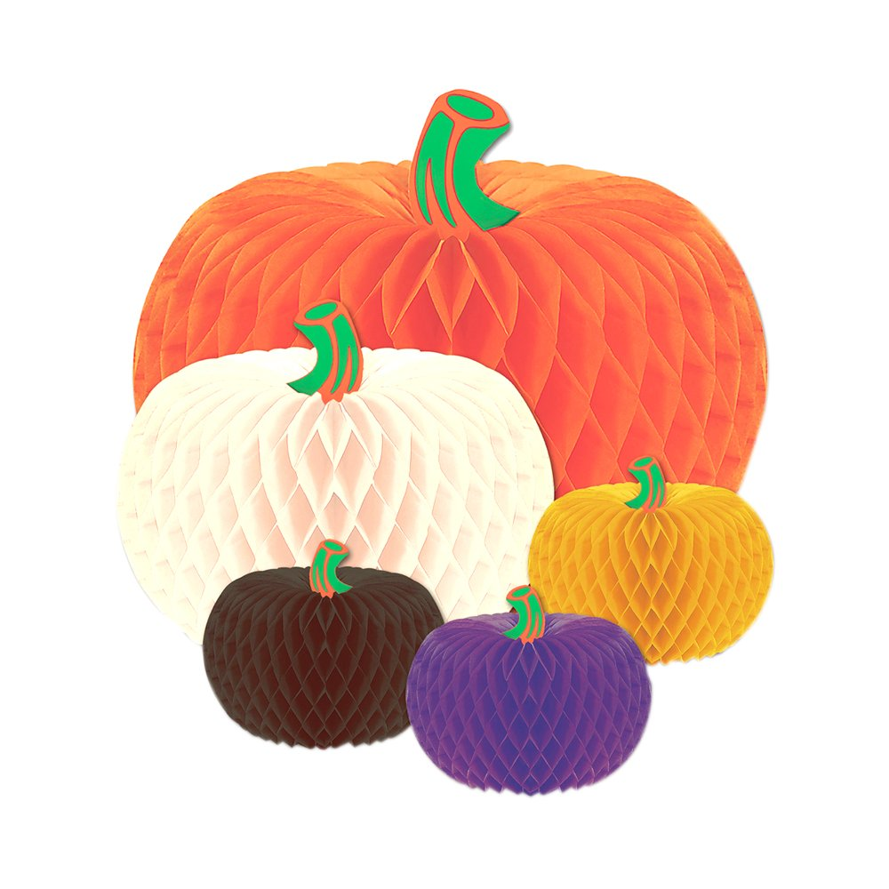 Pumpkin Party Table Decor