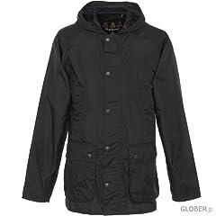 Hooded Bedale SL Nylon MCA0338: Black