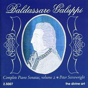 Galuppi - Piano Sonatas, Vol 2