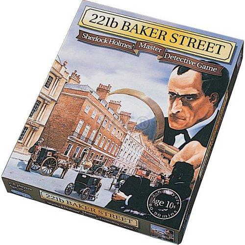 Sherlock Holmes Murder Mystery Board Game