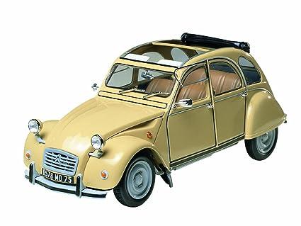 Tamiya - 89654 - Maquette - Voiture - Citroën 2cv