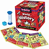 BrainBox For Kids World History Card Game, Multi Color