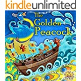 "Kids Book:""THE GOLDEN PEACOCK"":Bedtime story(Book for kids)Beginner readers-values-Funny-Rhymes-read along-series-Animal habitats-Animal story:Birds book ... (Beginner readers bedtime stories book 9)"