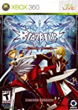 BlazBlue: Calamity Trigger Limited Edition -Xbox 360