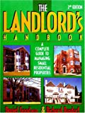 img - for The Landlord's Handbook: A Complete Guide to Managing Small Residential Properties book / textbook / text book