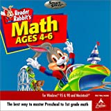 Reader Rabbit Math Adventure Ages 4-6 (Jewel Case)  [OLD VERSION] ~ The Learning Company