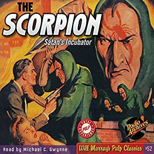 Scorpion #1: April-May 1939: The Scorpion | [Randolph Craig, Radio Archives]