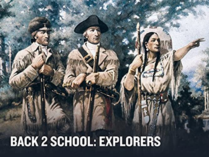 Back 2 School: Explorers Season 1 Episode 8