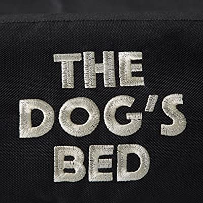 The Dog's Bed, Premium M/L/XL Waterproof Dog/Puppy Beds in Many Colors, Finest Quality, Strong & Durable Oxford Material, True Sizing, Machine Washable Cover, Tough Industrial Zipper, Heavy Duty Bed