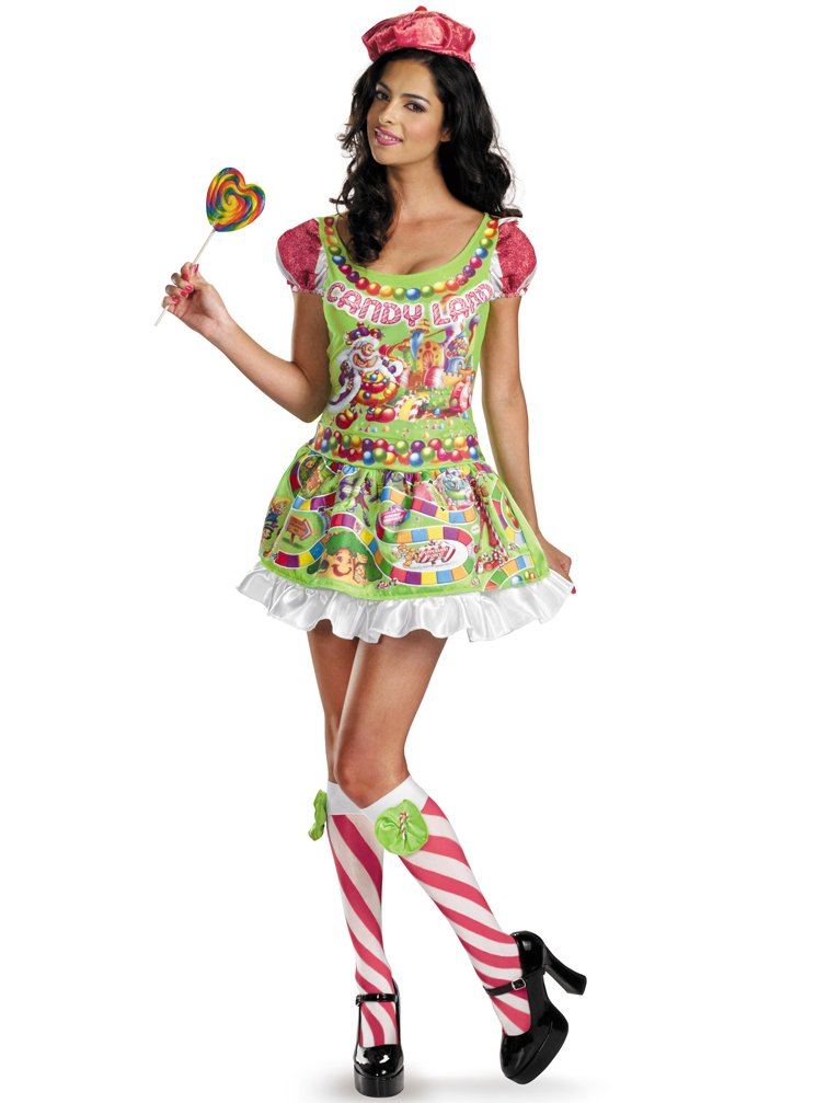 Candy Land sexy board game Costume!