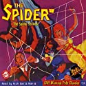 Spider #1 October 1933 (The Spider) (       UNABRIDGED) by R.T.M. Scott,  RadioArchives.com Narrated by Nick Santa Maria