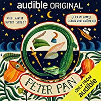 Peter Pan audio book