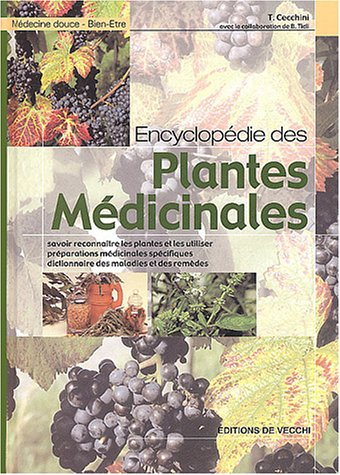 livre encyclop die des plantes m dicinales. Black Bedroom Furniture Sets. Home Design Ideas