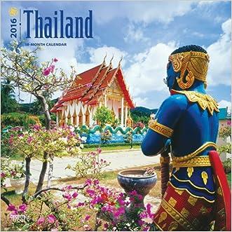 Thailand 2016 Square 12x12 (Multilingual Edition)