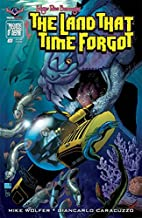 ERB LAND THAT TIME FORGOT #3 MAIN CVR by…