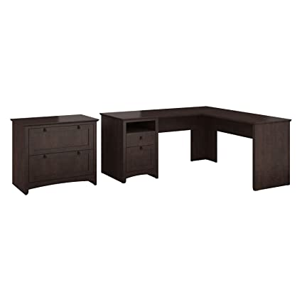 Buena Vista Collection L-Desk & Lateral File