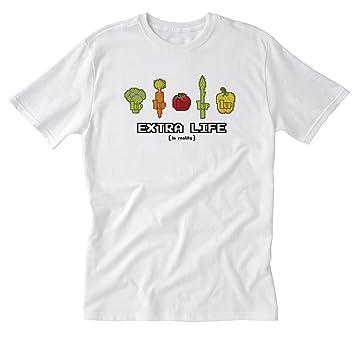 Barn Eleven, Extra Life 5-UPS White Large T-Shirt