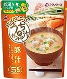 アマノフーズ うちのおみそ汁 豚汁 55g×2個