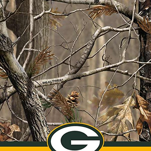 NFL Green Bay Packers Xbox One - Controller Skin - Realtree Camo Green Bay Packers Vinyl Decal Skin For Your Xbox One - Controller by Skinit