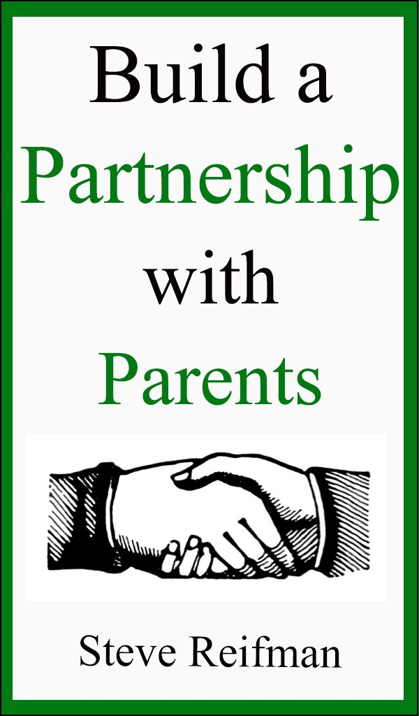 Amazon.com: Build a Partnership with Parents: A Complete Guide to ...
