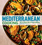 img - for Mediterranean Cooking (at Home with The Culinary Institute of America) book / textbook / text book