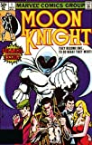 Essential Moon Knight, Vol. 1 (Marvel Essentials)