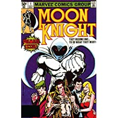 Essential Moon Knight, Vol. 1 (Marvel Essentials) by Doug Moench,&#32;Bill Mantlo,&#32;Steven Grant and Frank Miller