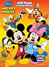 Disney Mickey Mouse: 400 Pages of Col…