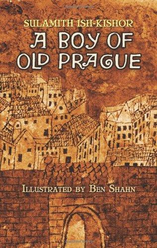 A Boy of Old Prague (Dover Children's Classics)