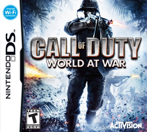 Call Of Duty: World At War - Nintendo Ds front-318580