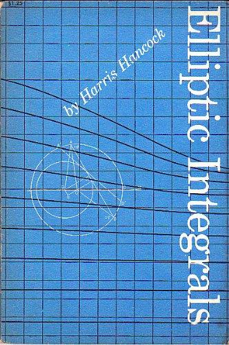 Elliptic Integrals