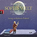 Sofies Welt Audiobook by Jostein Gaarder Narrated by Katharina Thalbach