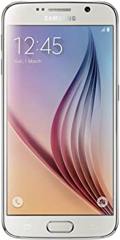 Samsung Galaxy S6 SM-G920T 32GB Unlocked GSM Smartphone