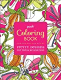 Posh Adult Coloring Book: Pretty Designs for Fun & Relaxation