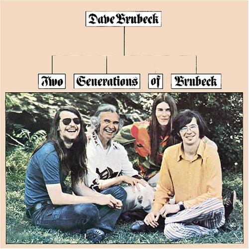 Dave Brubeck - Two Generations of Brubeck - Zortam Music