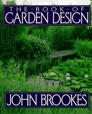 The Book of Garden Design, John Brookes