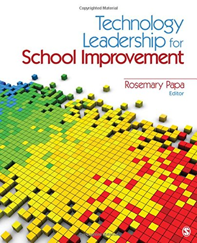 Technology Leadership For School Improvement front-227428